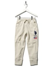 U.S Polo Assn. embroidered logo cuffed joggers