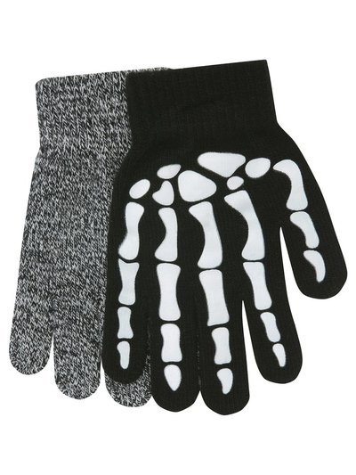 Skeleton magic gloves two pack