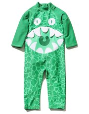 Dinosaur sunsafe swimsuit
