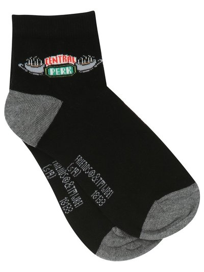 Teen Central Perk Friends socks