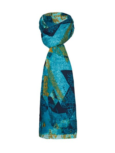 TIGI abstract scarf