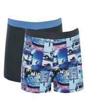 Campervan swim trunks two pack