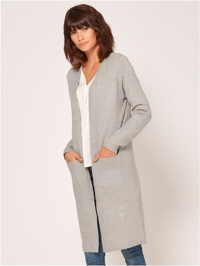 Vero Moda long open front cardigan