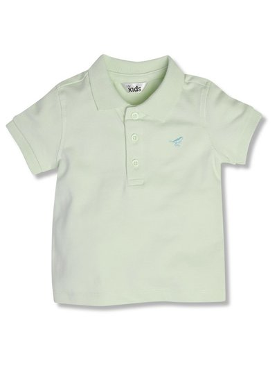 Plain polo shirt (9mths-5yrs)