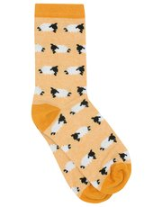 Sheep pattern socks