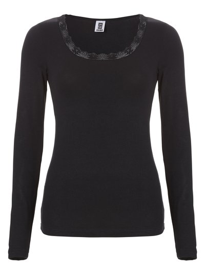 Ten Cate thermal long sleeve top