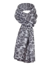 TIGI animal print scarf