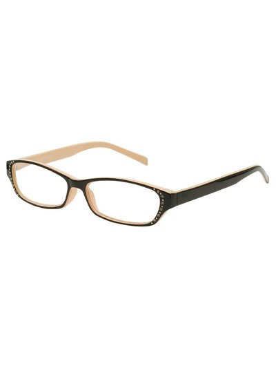 Diamante trim reading glasses