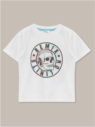 No limits t-shirt (3-12yrs)