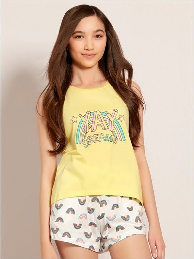 Teens' yay dreams pyjamas