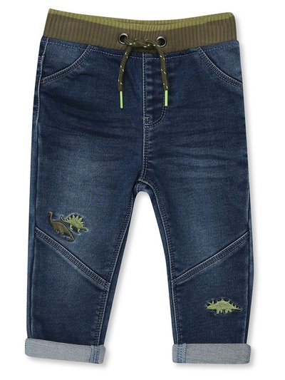Dinosaur embroidered jeans (9mths-5yrs)