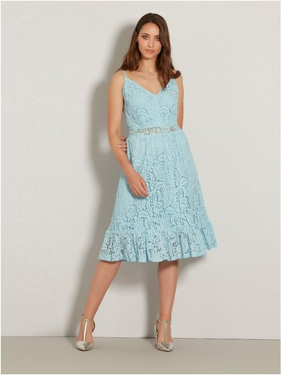 VILA lace dress