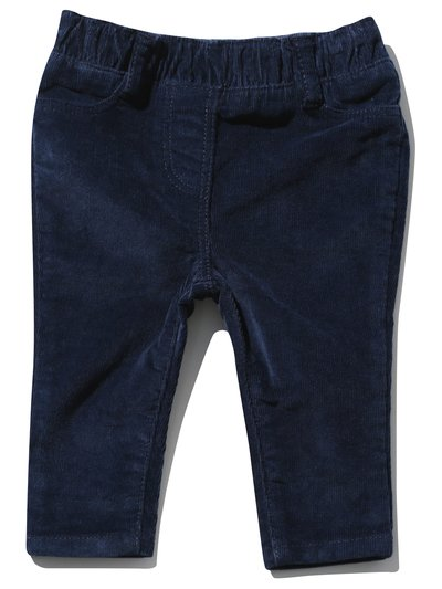 Stretch cord trousers (0 mths - 4 yrs)