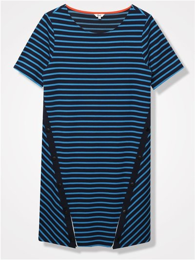 Khost Clothing stripe t-shirt dress