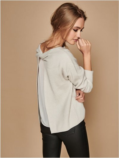 Sonder Studio twist back jumper