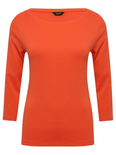 Spirit three quarter length sleeve top