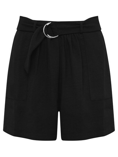 Teens' utility shorts