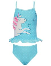 Unicorn tankini (9mths-5yrs)
