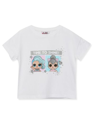 Lol Surprise time to shine t-shirt (5 - 9 yrs)