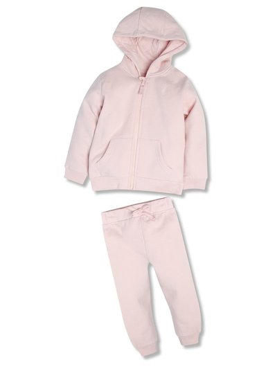 Zip hoodie and jogger set (9mths-5yrs)
