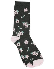 Military Wives Choirs floral socks