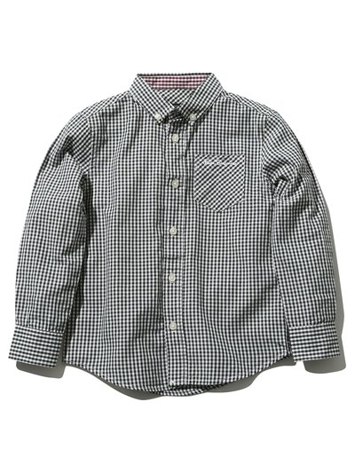 Ben Sherman gingham check shirt (3 - 15 yrs)