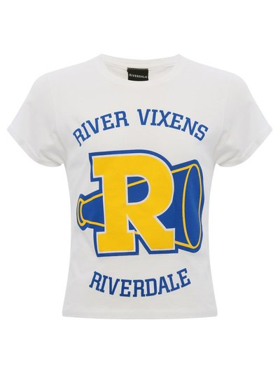Teen Riverdale Vixens slogan t-shirt