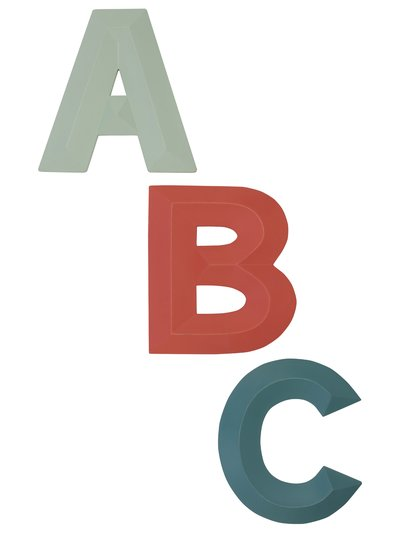 ABC letter pack