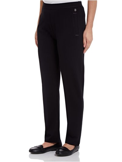 Penny Plain black Regular Length tregging