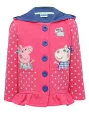 Peppa Pig hooded jacket