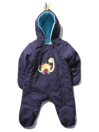 Dinosaur snowsuit (Newborn - 18 mths)
