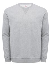 Plain grey loungewear top