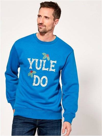 Yule Do Christmas sweatshirt