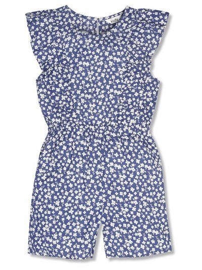 Floral playsuit (3-12yrs)