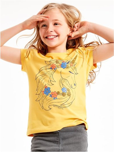 Unicorn t-shirt (3-12yrs)