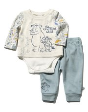 The Gruffalo bodysuit and joggers set
