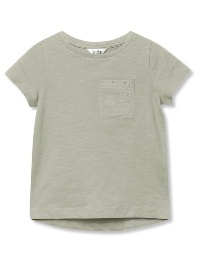 Pocket detail t-shirt  (9mths-5yrs)