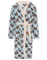 Teens' Grumpy Cat dressing gown