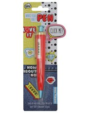 Teens' NPW what's your vibe pen