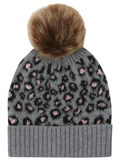 Teen bobble hat