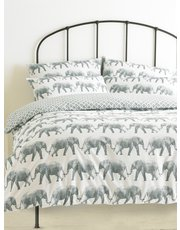 Elephant parade duvet set