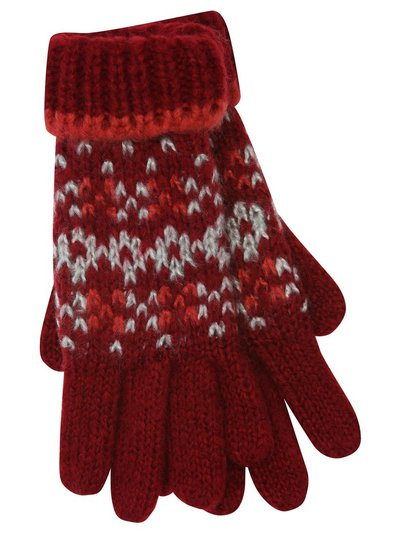 Fairisle gloves