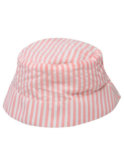 Stripe bucket hat (0-24mths)