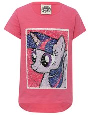 My Little Pony two way sequin character t-shirt