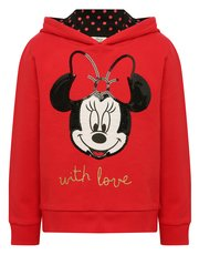 Disney sequin Minnie Mouse sweater