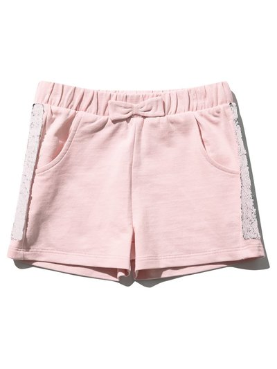 Two way sequin shorts (3 - 12 yrs)