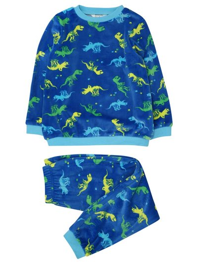 Dinosaur fleece pyjamas (1-6yrs)