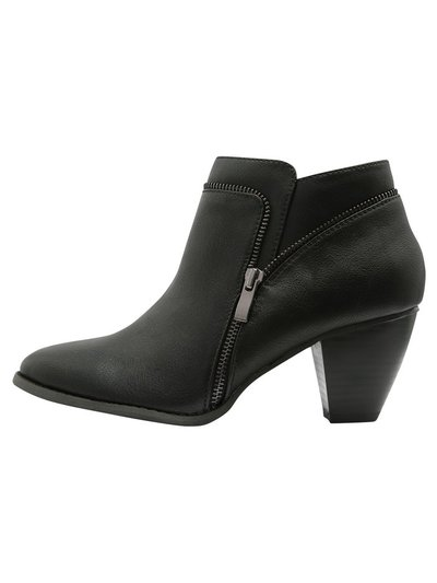 Appeal side zip detail boot