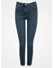 Khost Clothing side stripe skinny jeans