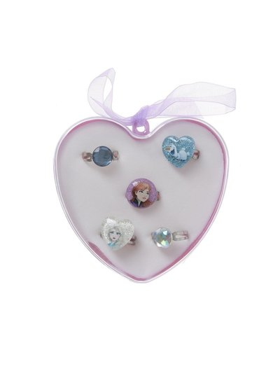 Disney Frozen heart ring gift set